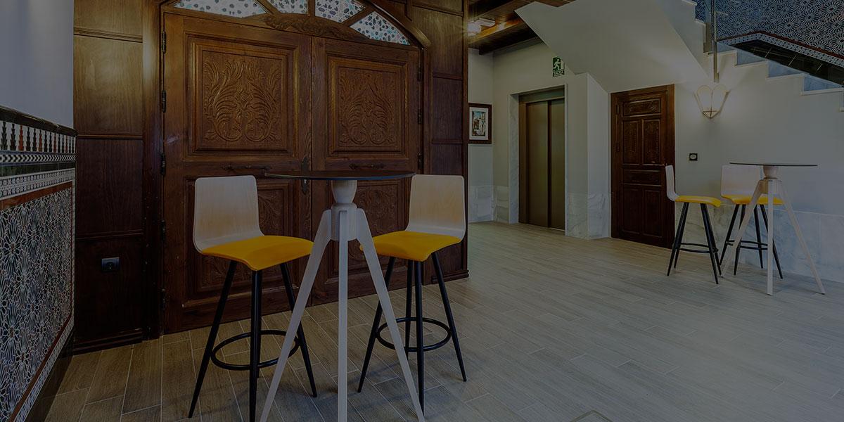 Bar de Hotel Residencia Arriola