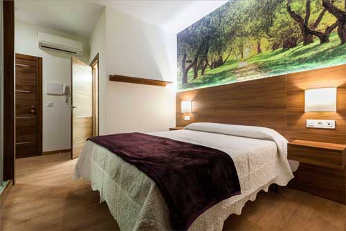Habitaciones Hotel Residencia Arriola
